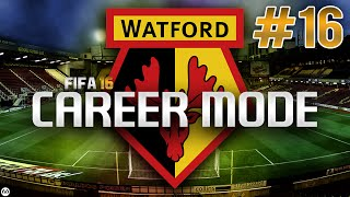 FIFA 16 CAREER MODE | #16 | THREE SIGNINGS ON DEADLINE DAY