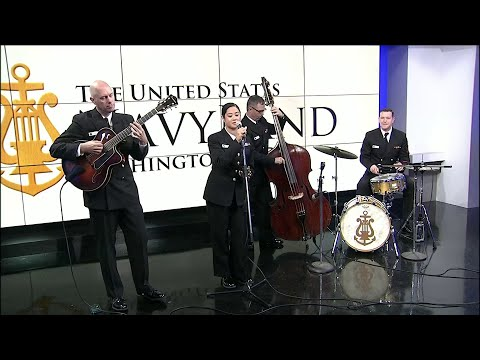 U.S. Navy Band, Commodores Jazz Ensemble Performs