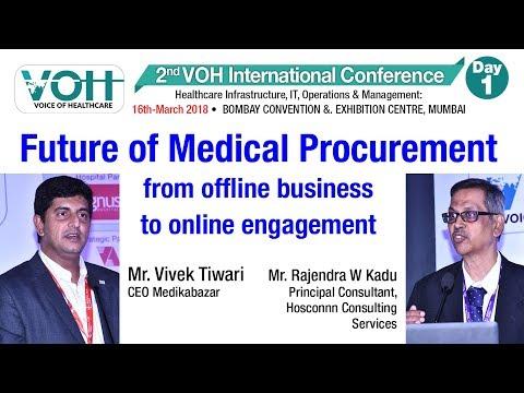 Future of Medical Procurement