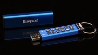 استعراض للذاكرة الفلاشية Kingston DataTraveler 2000