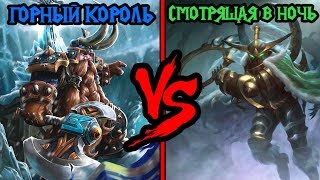 Infi (HUM) vs Lawliet (NE).  Молотки против клинков. Cast #142 [Warcraft 3]
