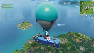 Fortnite Battle Royale: FIRST TIME DUO WITH FOG GLITCH