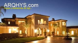 casas mansiones lujo