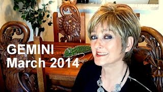 GEMINI MARCH 2014 Astrology Forecast 2014 - Karen Lustrup