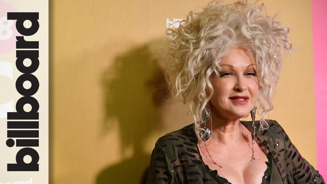 Billboard's Icon Cyndi Lauper Gets the Ultimate Tribute From Tituss Burgess | Billboard News
