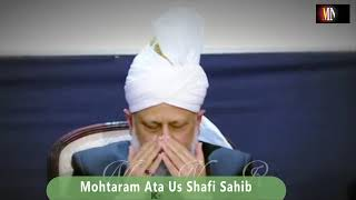 Saiyyadi Tujh Se Waade Nibhaaen Ge Ham Atau Sh Shafi Sahib Kerang India Kalam Mohtaram Athar Hafeez