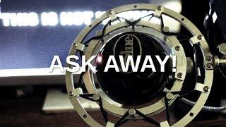 Ask Away! #6 - 4/13/2018 | Steve Shives