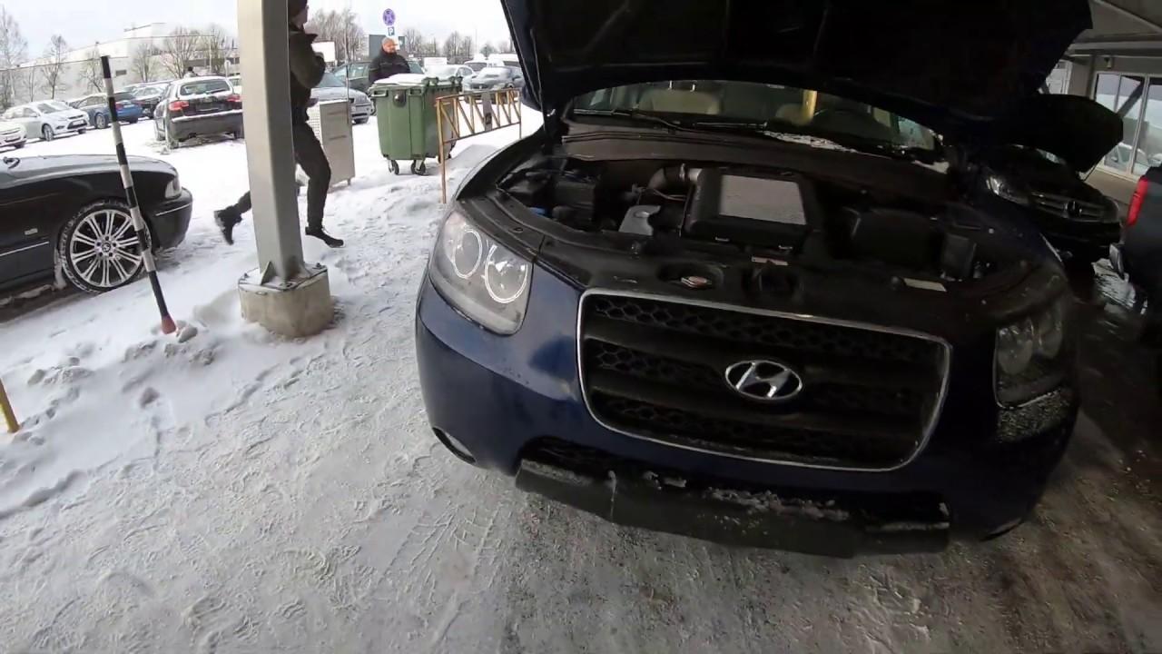 Поездка в тур за авто с нами и покупка Hyundai Santa Fe цена 9300€ под ключ / цены, обзор, заказ