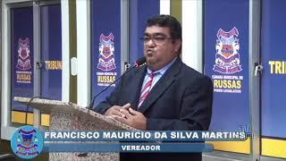 Maurício Martins Pronunciamento 13 11 2018
