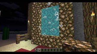Портал в рай для Minecraft 1.7.10 (мод)