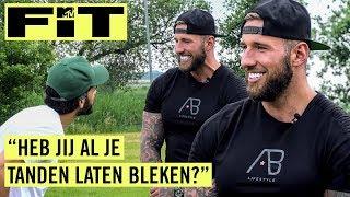 ALEX wordt vaak BETAST aan zijn KRUIS en vindt dat ONBEGRIJPELIJK! | MTV Get Up