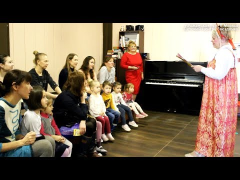 Видео с Детского праздника от 2 марта!