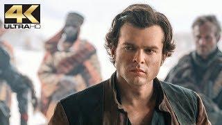 Хан Соло: Звёздные Войны. Истории - Русский Трейлер (4k, 2018)