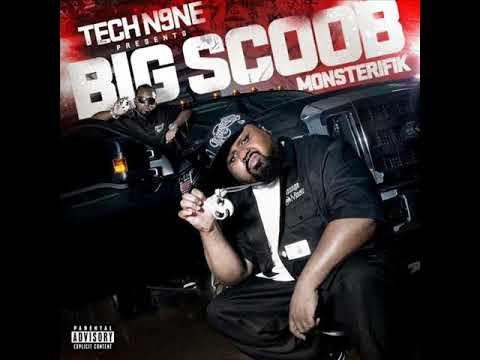 Big Scoob - Monsterifik (CD Sampler)