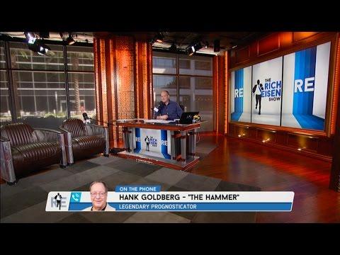 CBS Interactive Hank Goldberg on His Horse Racing Picks & More - 5/19/17