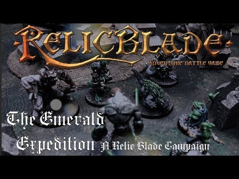 Relic Blade - The Emerald Expedition: Part 3