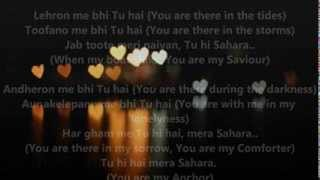 "Hindi Christian song - ""Tu Hi Sahara"" - Dayanidhi Rao (With Lyrics)"
