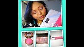 Spring Makeup Bag Thumbnail