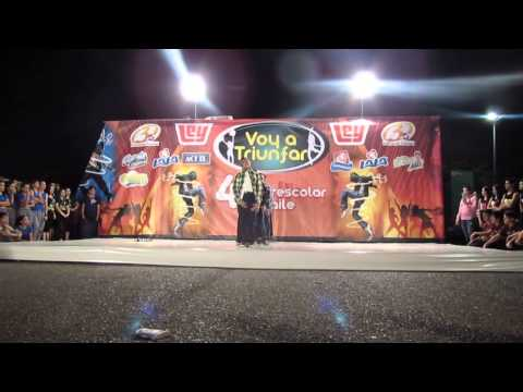 Domain Street Interescolar de Baile Voy a Triunfar 2014 Eliminatorias