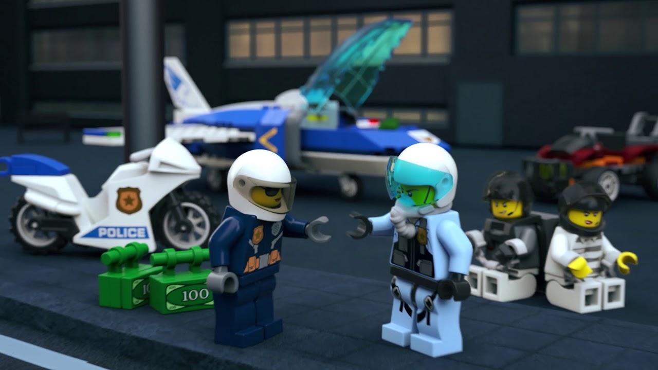 Lego City Polizei Youtube