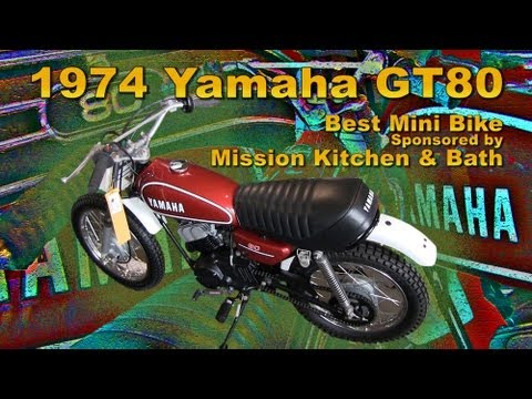 hqdefault clymer manuals yamaha gt80 mini bike scooter motorcycle video youtube