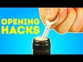 15 Absolutely Ingenious OPENING TRICKS