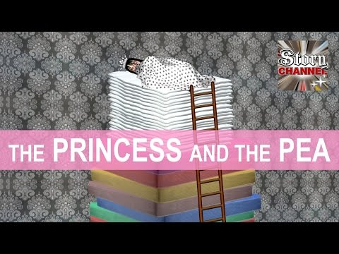 The Princess and the Pea - Animated Fairy Tales | H. C. Andersen