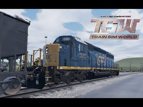 Train Sim World CSX Heavy Haul Beta - Tutorial - Switching and Driving by  Extal