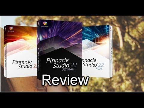 Pinnacle Studio 22 Ultimate Review