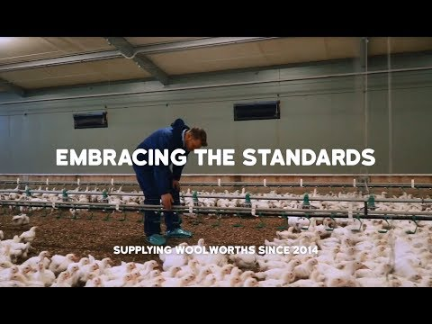 RSPCA Approved Good Food Series: Embracing The Standards