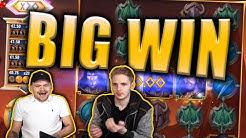 BIG WIN on RISE OF OLYMPUS Slot - Casino Stream Big Wins