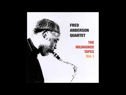 Fred Anderson Quartet -  black woman