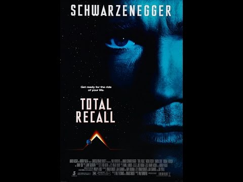 Total Recall (1990) Review! Spoilers