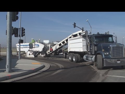 Pavement Recycling Systems (3-25-13) **RAW FOOTAGE**