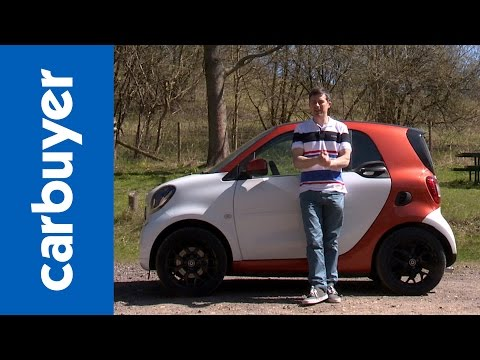 Smart ForTwo hatchback review - Carbuyer