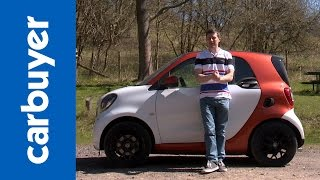 Smart ForTwo in-depth review - Carbuyer
