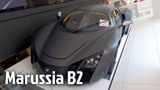 Supercar in Monaco 2013 - Marussia B2 Full HD