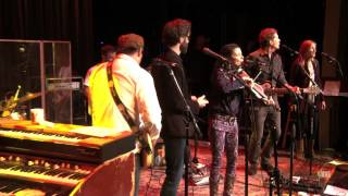 eTown Finale with Donna The Buffalo & Stephen Kellogg - Three Little Birds (eTown webisode #663)