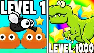 THE BEST ROUND YOU HAVE EVER SEEN AMAZING NEW UPDATE - FLYORDIE.IO (LEVEL 9999+)