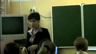 Урок алгебры, 9 класс, Балагурова_Н.Ю., 2009