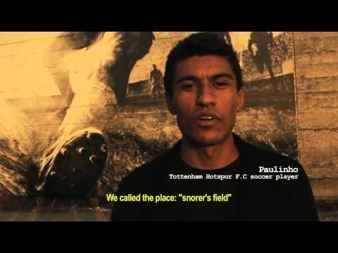 Pelada Futebol na Favela - Teaser