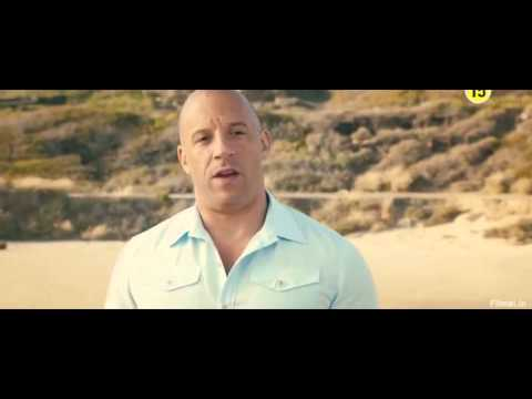 [EN] Fast and Furious 7 – Full ending scene [Original]