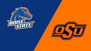 Week 3 2018 #17 Boise State vs #24 Oklahoma State Highlights Sept 15 2018