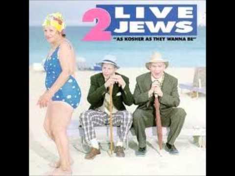 2 Live Jews - J.A.P. Rap