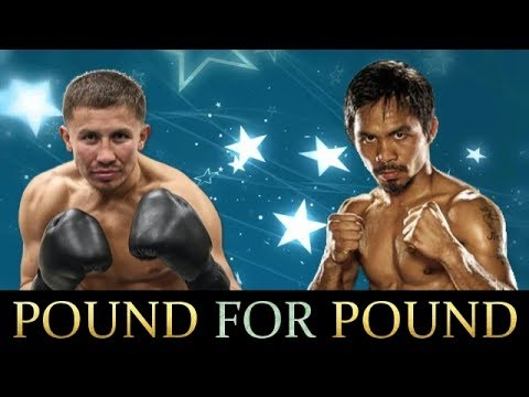 Top 10 pound-for-pound boxers Rankings