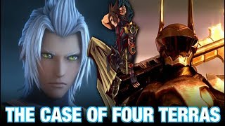 Kingdom Hearts 3: The Case Of Four Terras