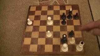 Шахматы Алехин просто выигрывает на классе
