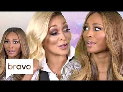 Cynthia Bailey & Karen Huger Are Fab At 50 | Housewife to Housewife | Bravo