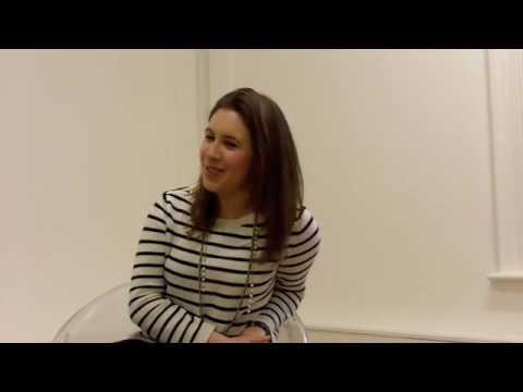 Interview with Chloë Hanslip
