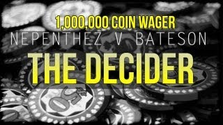 FIFA 13 Ultimate Team Gameplay - 1,000,000 COIN WAGER! v Bateson87 - THE DECIDER